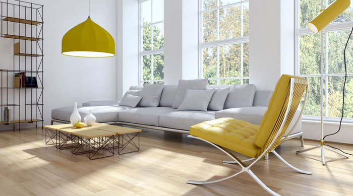 LIGHTING COUNTS IN THE CHOICE OF A HOME